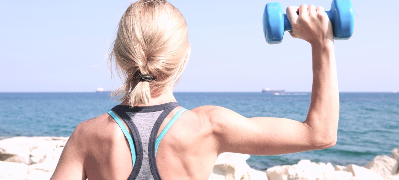 Effektive Straffung von Oberarmen bei Schöner Körper-the easy way of beauty